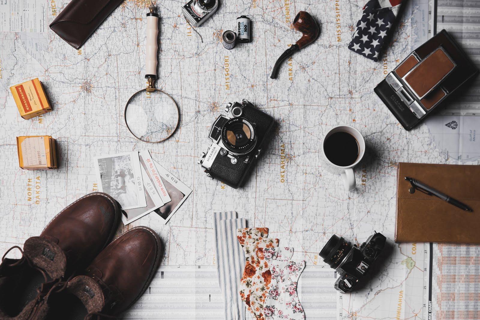 Tipy na cestování