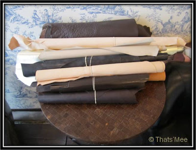 L'echoppe de Black Dandy cuir