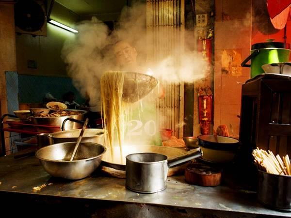 Noodles, Thailand