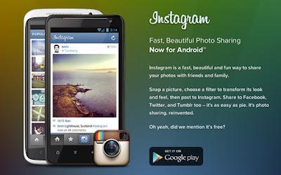 Cara Memakai Instagram