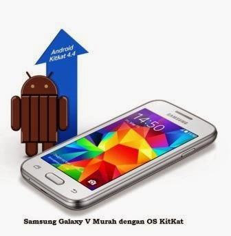 Samsung Galaxy V HP Android Terbaru dan Murah