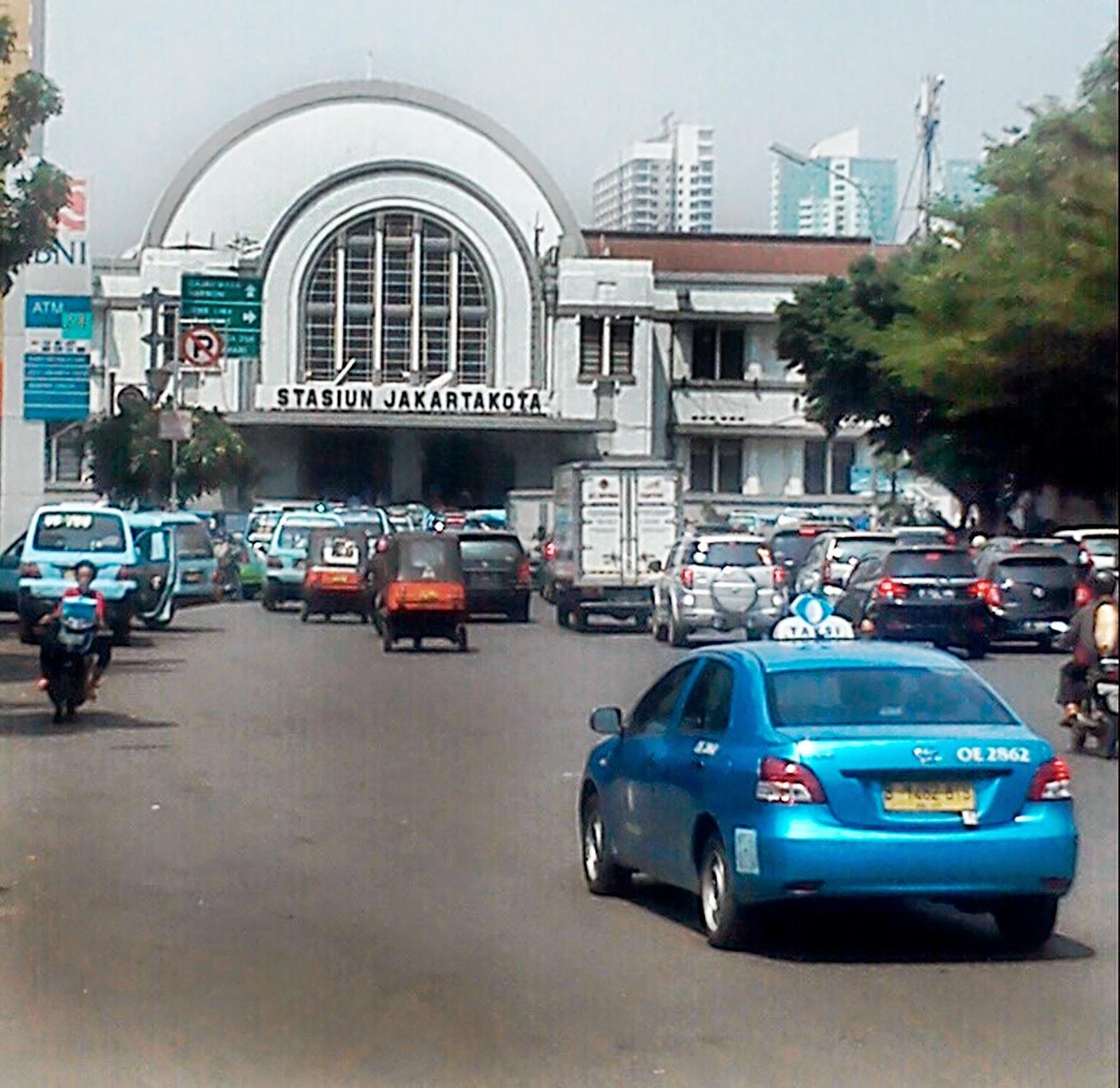 Stasiun Jakartakota