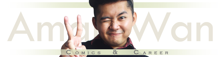 AmanWan | Comics &amp; Career