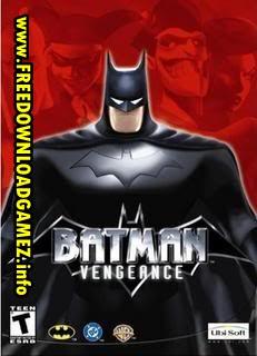 GAME Batman: Vengeance