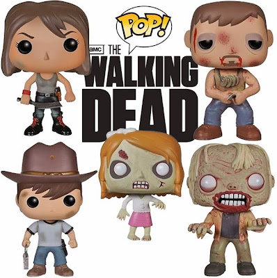 The Walking Dead - Pop series 4 (Funko)