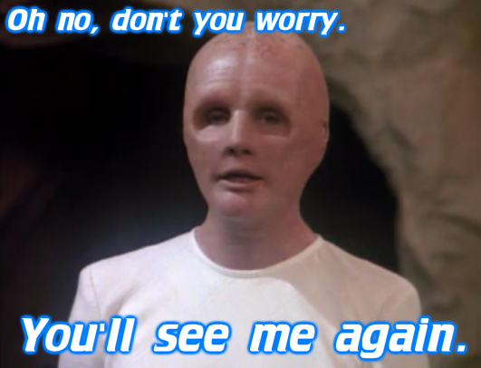 ALL THE STAR TREK: TNG S06E20 & S06E21...and a reboot!
