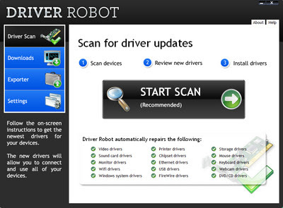 driver robot key crack