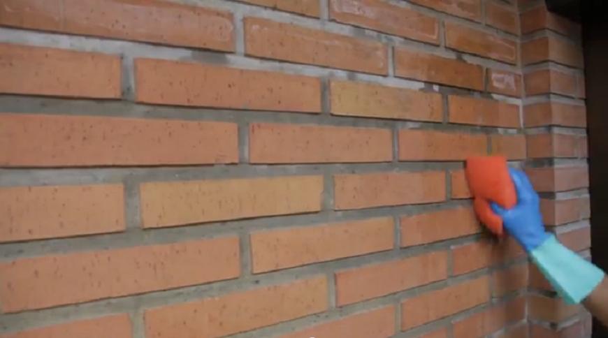 Como eliminar salitre h galo usted mismo ideas y - Como quitar humedad de la pared ...