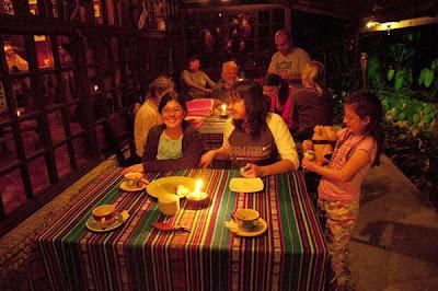 Hostal El Jardín - Directorio de hoteles hostales en Puyo Ecuador