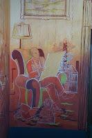 Mural: Home Life