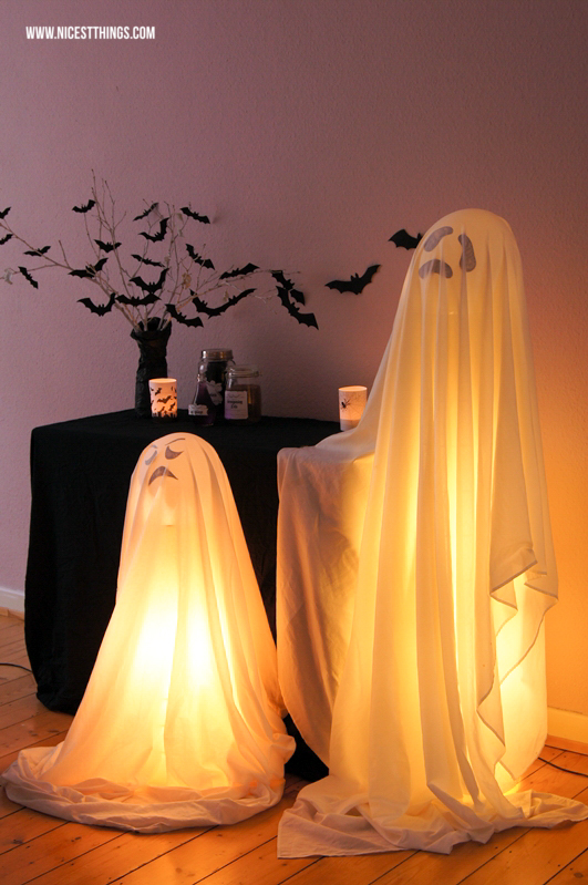 diy halloween special 1 dekoideen nicest things. Black Bedroom Furniture Sets. Home Design Ideas