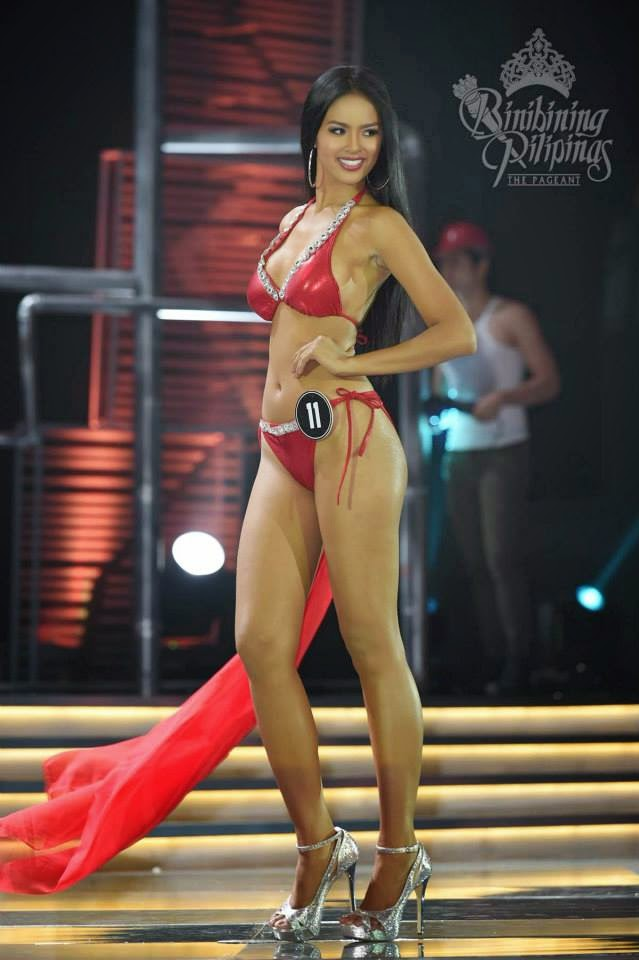 Janicel Lubina wins Best in Swimsuit