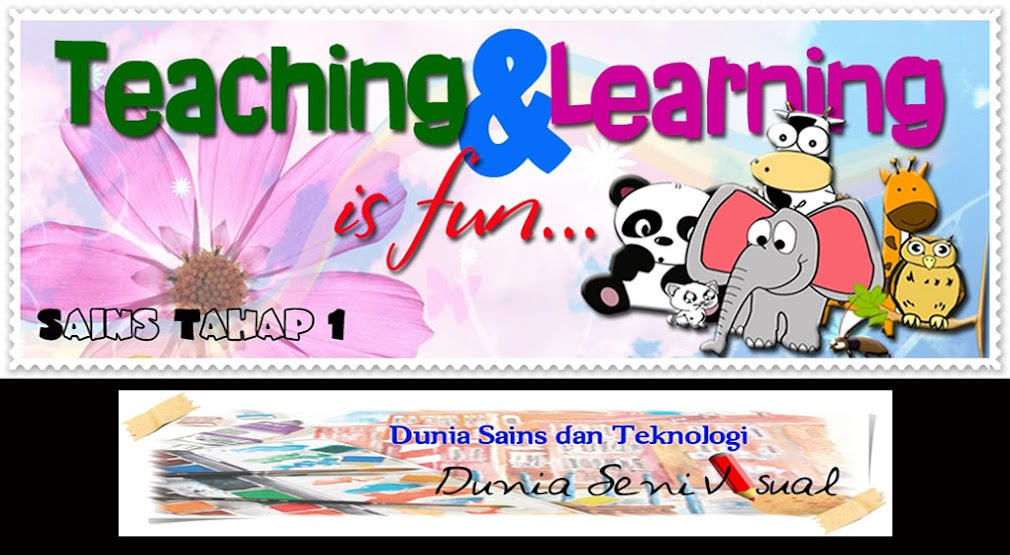 TEACHING AND LEARNING IS FUN
