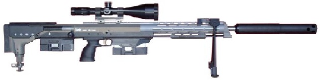 DSR Precision DSR 50 sniper