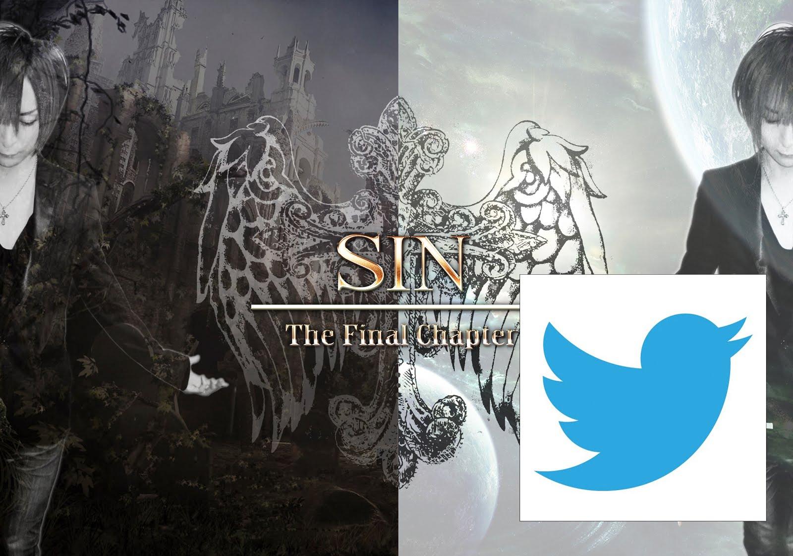 マジシャンSIN「Twitterページ」