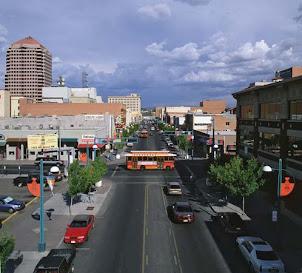 Getting Around Albuquerque