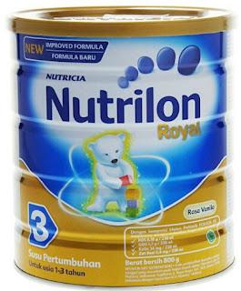 Harga Susu Nutrilon Promo Di Giant