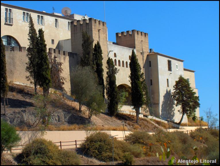 Alcacer Do Sal Portugal  city pictures gallery : Portugal: Castelo de Alcácer do Sal ~ Suba o seu QI