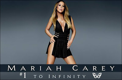 Mariah Carey releases Infinity music video.