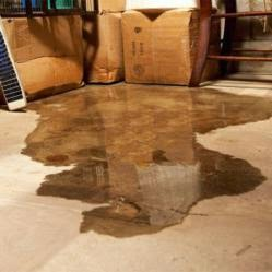 wet basement repair