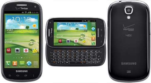 Stratosphere Galaxy II, there Latest Android QWERTY Keyboard From Samsung