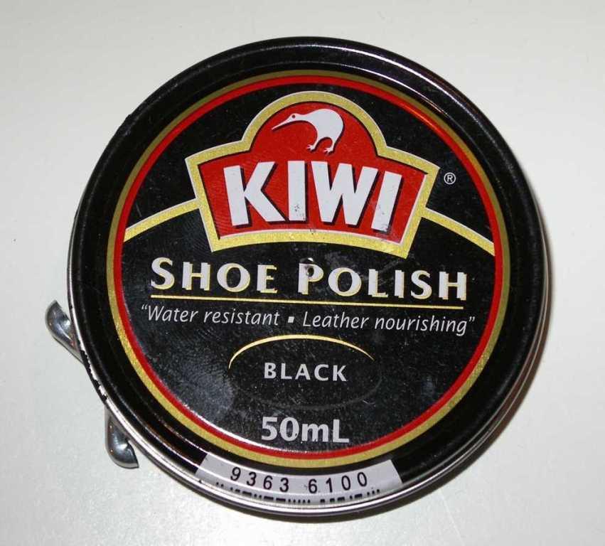un lanceur que j apprécie   Kiwi_polish_black