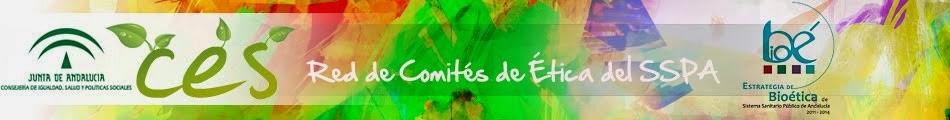 Comités de Ética Andalucía