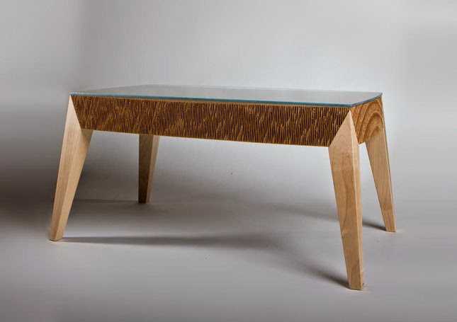 10 Muebles con Carton Reciclado, II Parte