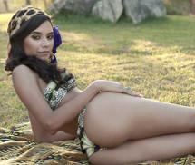 Patrícia Cardoso Miss Fanática Record 2014/15