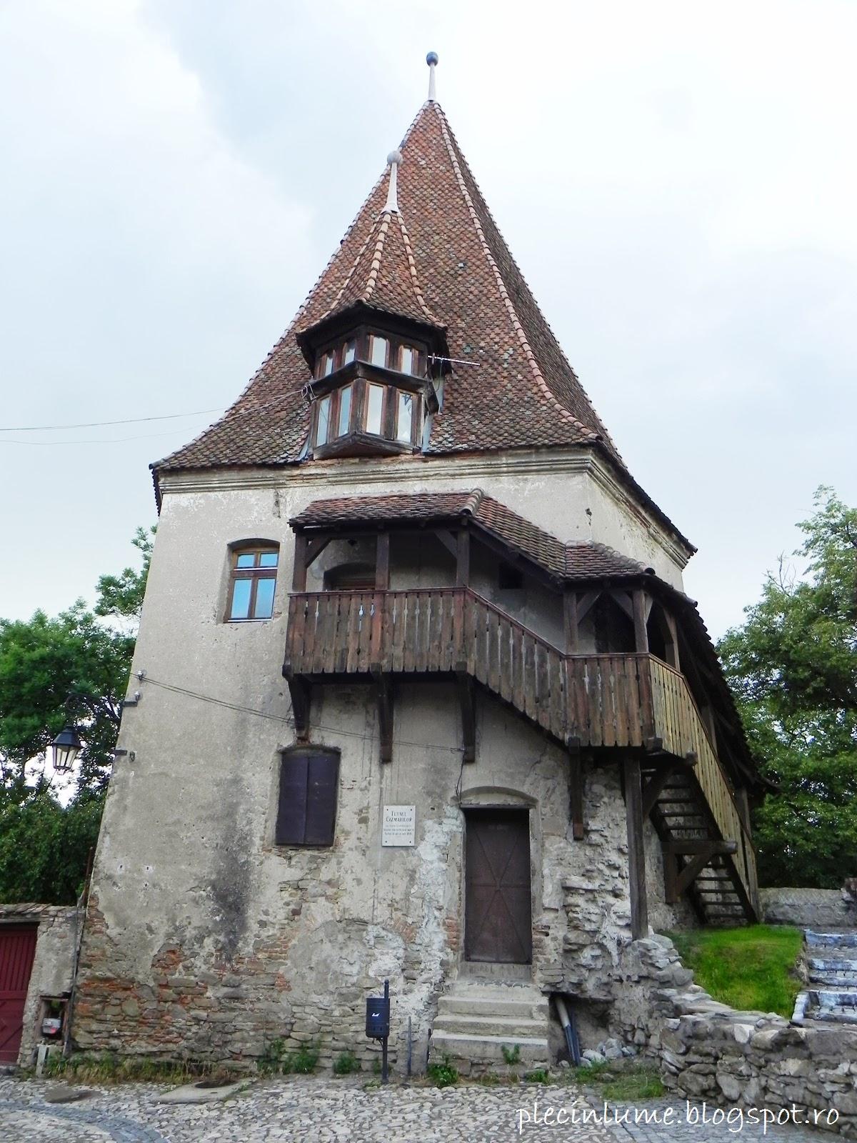 Turnul Cizmarilor din Sighisoara