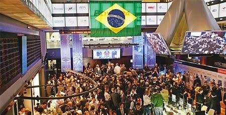 Bolsa de valores de Sao Paulo