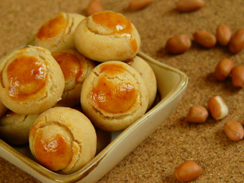 RESEP MASAKAN NUSANTARA: Kue Kering Kacang
