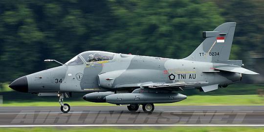 Daftar pesawat tempur canggih yang dimiliki indonesia