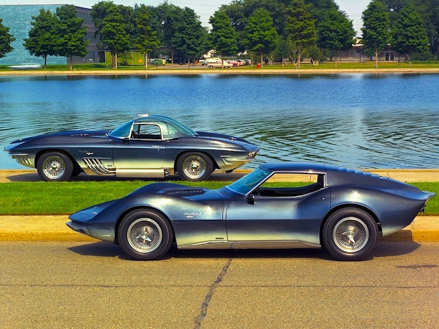 fab wheels digest f w d 1965 chevrolet mako shark ii. Black Bedroom Furniture Sets. Home Design Ideas