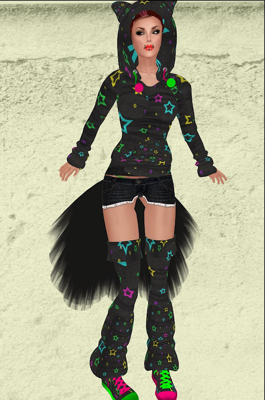 Digital Punk comes with everything you see on my avi..arm bangles  title=
