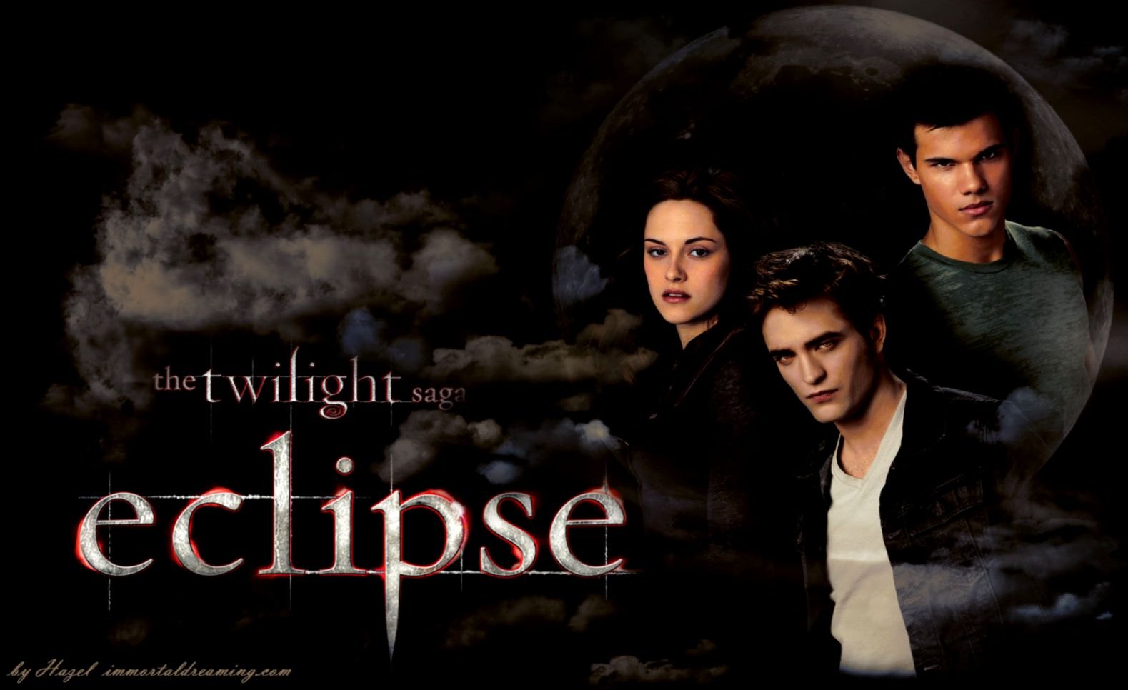 Eclipse The Twilight Saga   Twilight Series Wallpaper 12006965