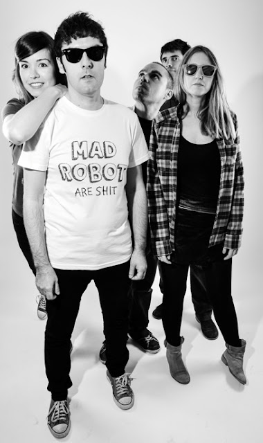 Entrevista a MIKE GRAU (Mad Robot) 2