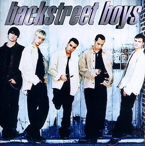 "BACKSTREET BOYS ""BACKSTREET BACK"""