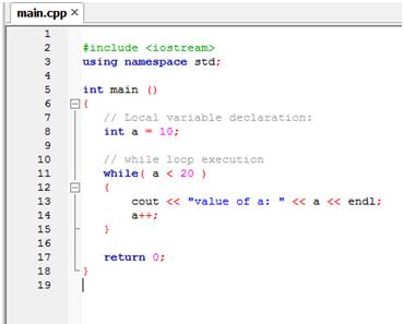 loops tutorial c programming 101