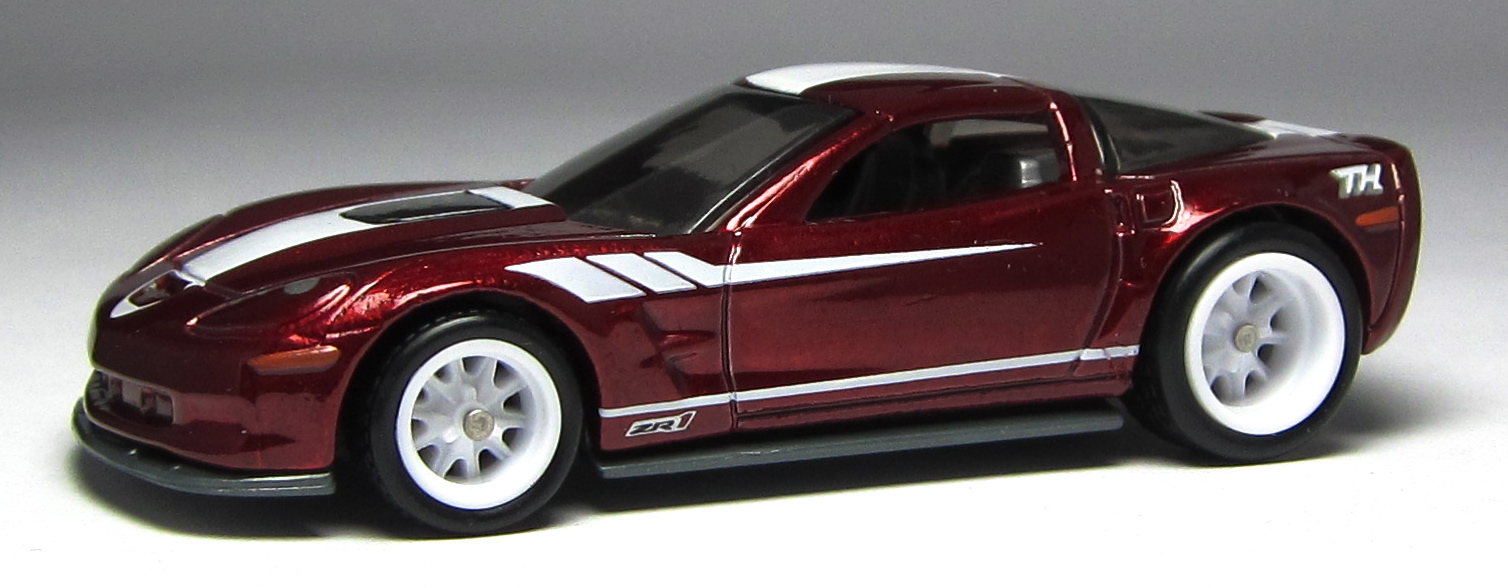 Hot Wheels '09 Corvette ZR1 (2013 Super Treasure Hunt):
