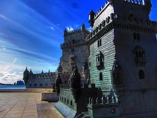 Torre de Belem - Fiktion und Wirklichkeit