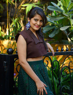 Vishakha Singh Stills at Tamanna and Shruti SS Collection Launch 7.jpg