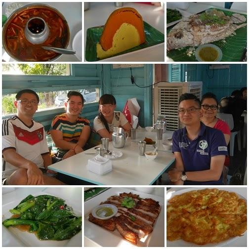 old klang road. bbq thai - thai street food