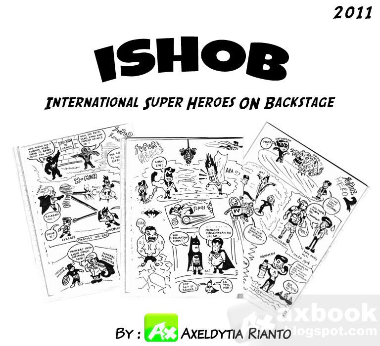 Cover ISHOB (by Ax !) - Jika Gambar Tidak Keluar, Silahkan Tekan F5