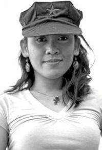 Former Imago Vocalist Aia de Leon [Photo: herword.com]