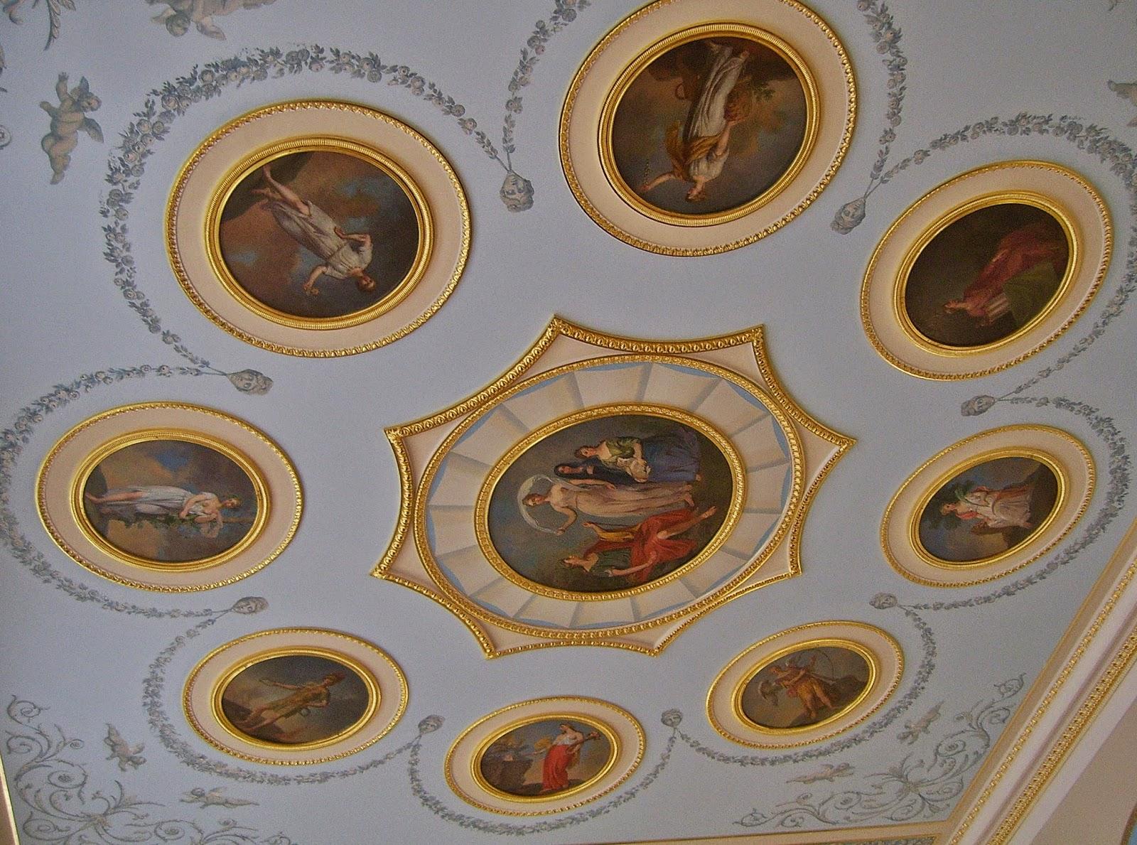 Екатерининский дворец. Арабесковый зал