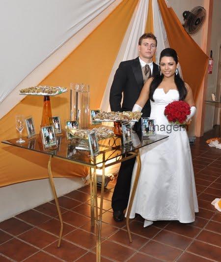 Casamento de Thainá e Thiago