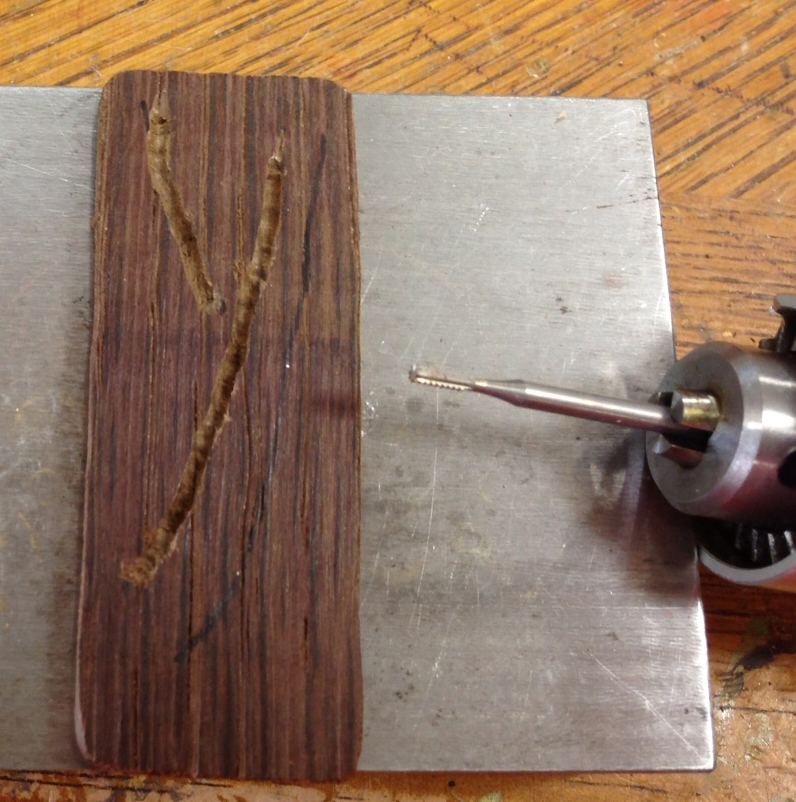 Create Recklessly with Melissa Cable: Inlaying Wire into Wood