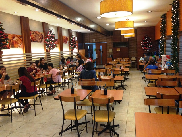 When I Was In College My Friends And Would Often Eat At Sizzler Glorietta Because That S The Branch Nearest To Our School