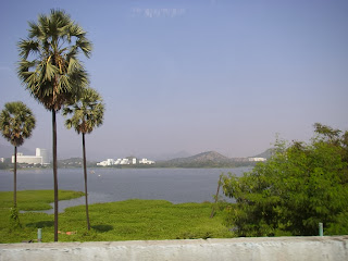 Thane Creek from Airoli Bridge